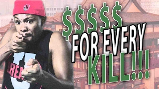 Rainbow Six Siege - HE SAID HE'D DONATE FOR EVERY KILL!! | RB6 Siege Casual Multiplayer
