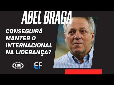 ABEL BRAGA CONSEGUIRÁ MANTER O INTERNACIONAL NA LIDERANÇA? | Expediente Futebol