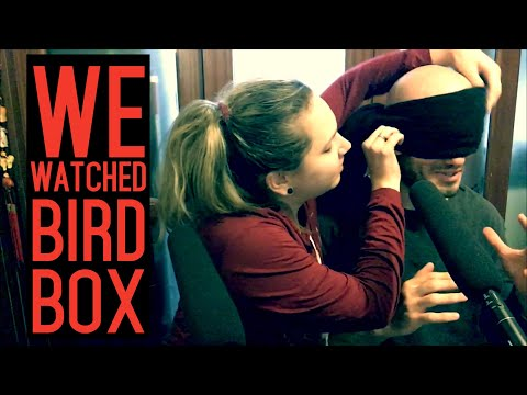 Bird Box: movie review (Spoilers...For the Streets!!!)