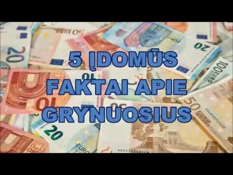 Kaip udirbti pinigus i monet eimininko