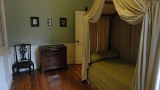 John Wesley's Bedroom and Prayer Room in Wesley's House, London
