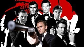 James Bond 007 : From Casino Royale '54 To Skyfall