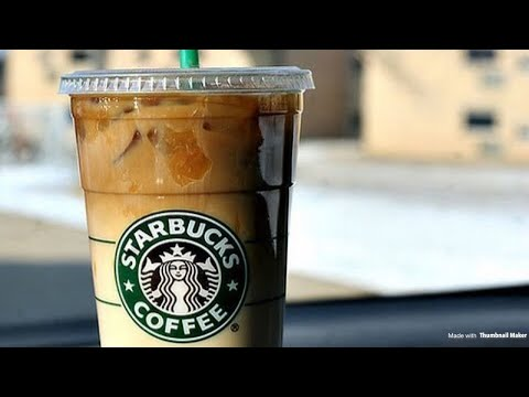 Video How to make a Starbucks Iced Caramel Macchiato