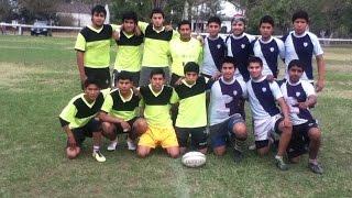 preview picture of video 'Torneo de Rugby Intercolegial - Orán - 2 Tiempo - Mie240914'