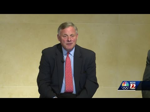 Senators visit Wake Forest