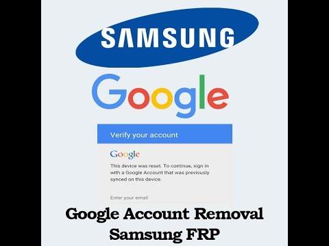 Bypass Frp Lock Google Account Samsung A6 & A6 + 2018 (A600G