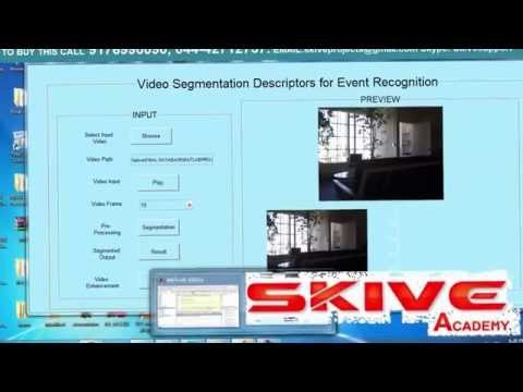 Video Segmentation Descriptors for Event Recognition