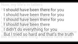 One thing I should have done - John Karayannis - Lyrics (ESC2015Cy)