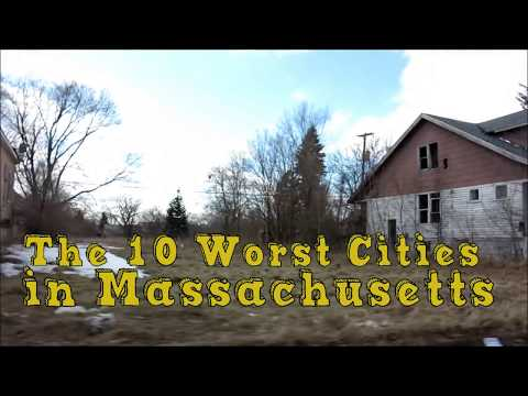 Video The 10 Worst Cities In Massachusetts Explained