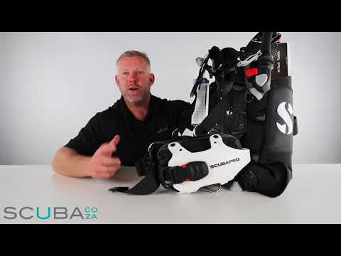 Scubapro Hydros BCD, Product Review by Kevin Cook | SCUBA.co.za
