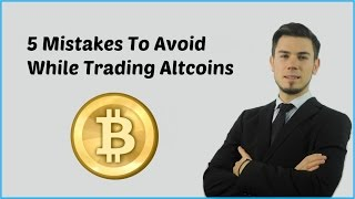 5 Mistakes To Avoid While Trading Altcoins On Poloniex