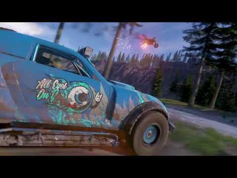 Видео № 0 из игры Onrush [Xbox One]