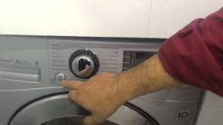 Mini manual Lavadora Secadora LG WD-14A8RD7 WD-14A8RD5