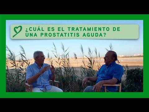 Operación de adenoma de próstata en permi