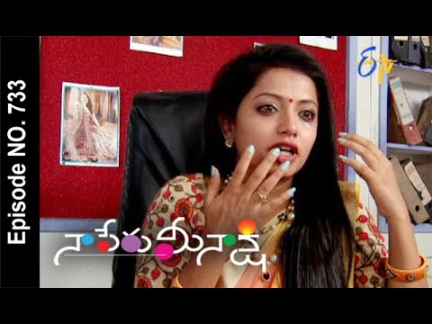 Naa Peru Meenakshi | 29th May 2017 | Full Episode No 733 | ETV Telugu