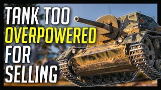 ► World of Tanks SU-76I - This Tank Was Too Overpowered for The Store!