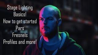 The Basics of Stage Lighting