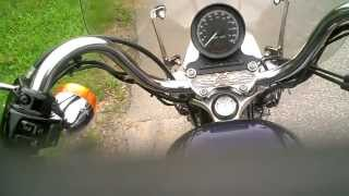 preview picture of video 'Harley Davidson XL883 1200 Short review'