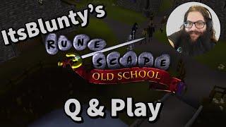 FPV Q & Play - Old School Runescape