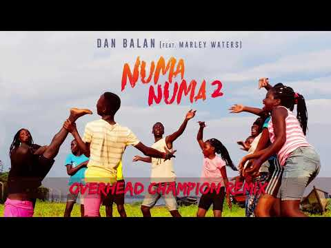Dan Balan & Marley Waters - Numa numa 2 Video