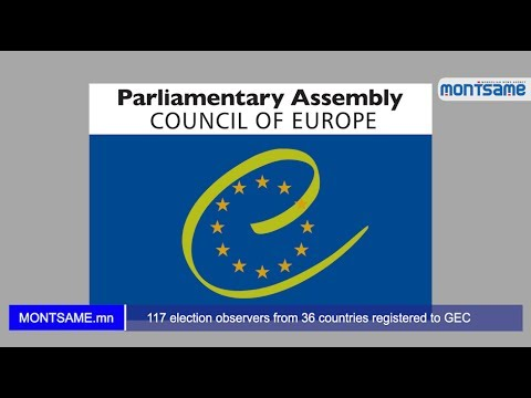 117 election observers from 36 countries registered to GEC