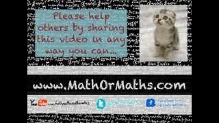 Who is A Mathematician @MathorMaths?