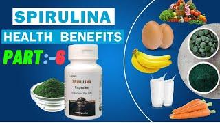 NexMoney GoYNG Spirulina Capsules Benefits in Hindi | Health Supplement | Part 6 - BENEFITS