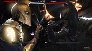 Injustice 2 - Batman vs Doctor Fate (Story Battle 62) [HD]