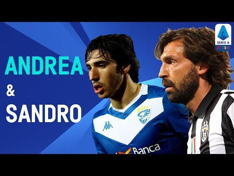 Pirlo's Heir   Sandro Tonali   Serie A TIM