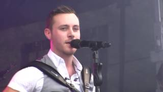 "Nathan Carter ""Long Time Gone"" by The Dixie Chicks. Moynalty Steam Festival 2016"