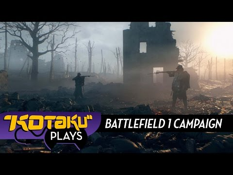 Battlefield 1's Opening Actually Says Something About WW1's Pointless Carnage
