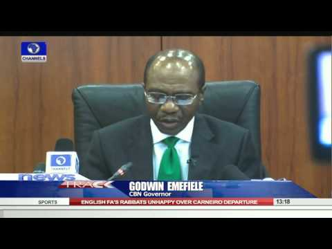 State Of The Economy: CBN Warns On Looming Recession 23/09/15
