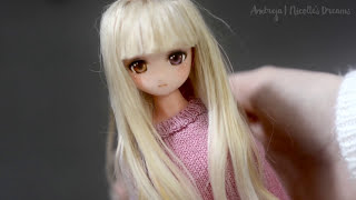 Unboxing & Review - Tokyo Doll One Sixth 25M body Part2