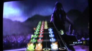 Guitar Hero 5: Dark Funeral - The Dawn No More Rises (Guitar + Vocal-cover)