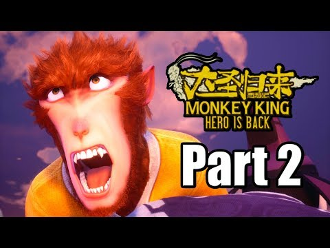 Gameplay de Monkey King: Hero is Back Deluxe Edition