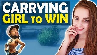 CARRYING A GIRL TO HER FIRST WIN IN WEEKS! - Ft. Yanni & Loserfruit!