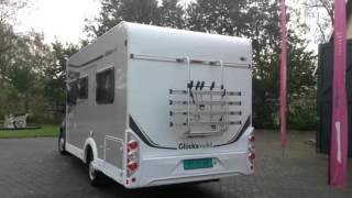 Kampeerauto Te Koop: SUNLIGHT T64   MET HEFBED