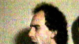 Liedholm, Cerezo, Di Bartolomei... interviste dopopartita anni '80 (Oggi all'Olimpico - TVR VOXSON)