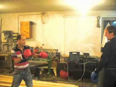 Столярный бокс / видео