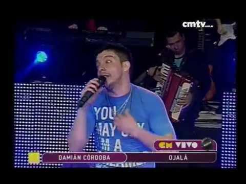 Damián Córdoba video Ojalá - CM Vivo 2014