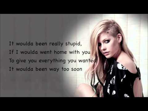 Avril Lavigne - Daydream - Lyrics - HD