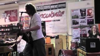 Shaking Godspeed instore @ Sounds Tilburg 11-02-2011