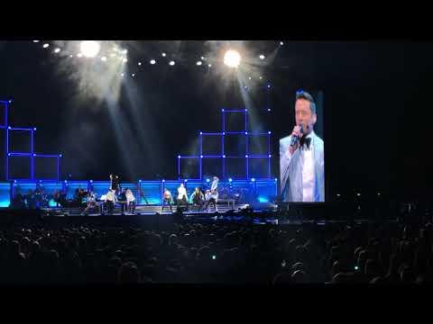 Hugh Jackman - Come Alive @ Paris, AHA (Bercy) 22.05.19