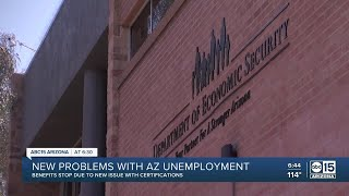 New Problems With Arizona Unemployment