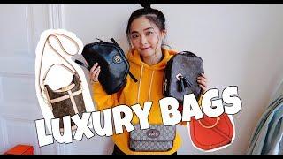 奢侈品包包推荐/ 夏季小包大种草/性价比与颜值都在线的包包/Gucci最新款 / LV秀款包 / Celine爆款/ Chloe
