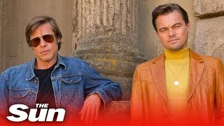 Quentin Tarantino's Once Upon A Time In Hollywood (2019) Official Trailer HD