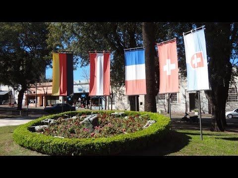 Nueva Helvecia (Colonia Suiza), departamento de Colonia, Uruguay