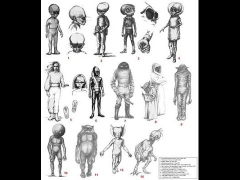 """Alien Species from A-Z: """"The Second Edition"""""""