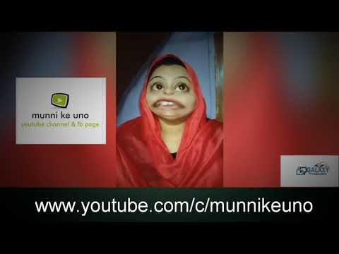 Why munni is upset???