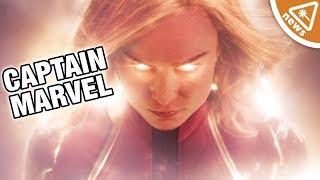 Captain Marvel Teaser Trailer Breakdown (Nerdist News w/ Jessica Chobot)